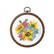 Orimupasu made ãN Petit hoop Part 2 Fruit & Flower sunflower bouquet 7446