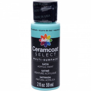 Ceramcoat Select Multi-Surface Paint 60ml-Seafoam