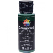 Ceramcoat Select Multi-Surface Paint 60ml-Evergreen