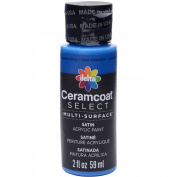 Ceramcoat Select Multi-Surface Paint 60ml-Classic Blue