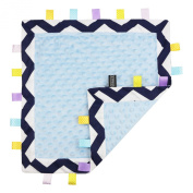 TAGZ Taggies Blanket for Infant by CRAZZIE