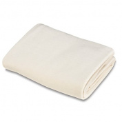 Natural Organic Cotton Velour Cradle Sheet, 100% Organic Cotton in Natural