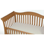 Snoozy Organic Crib Flannel Sheet with Stay on Corners