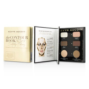The Contour Book The Art of Sculpting + Defining (3x Eyeshadow, 1x Sculpting Powder, 2x Celestial Powder), -