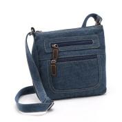 Welcomeuni Womens Cowboy Crossbody Satchel Shoulder Handbag Messenger Bag