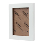 Coper® Solid Wooden Picture Frame Wall Mounted Hanging Photo Frame -10.9*23cm