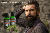 Activv Man Solution's Beard Oil & Conditioner - 100% Organic Vitamin Rich Oils, Conditions and Tames while Promoting Beard Growth, Relieves Itchy Skin and and Softens Coarse Hair