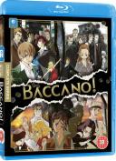 Baccano! [Region B] [Blu-ray]