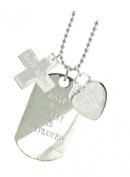 Marine Mom Plated Military Gift Jewellery Dog Tag SH