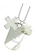 Marine Girlfriend Plated Military Gift Jewellery Dog Tag GS