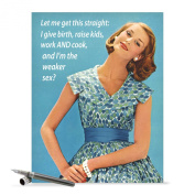 J0229 Jumbo Funny Mother's Day Card
