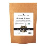 The Republic Of Tea Golden Yunnan Black Full-Leaf Tea, 0.5kg / 200 Cups