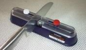 Takeuchi type diamond knife sharpener