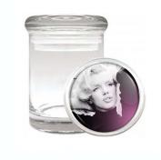 Marilyn Monroe Black Sweater Classic Sexy Medical Odourless Glass Jar
