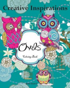 Creative Inspirations Owls Coloring Book