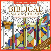 Biblical Images & Themes W/CD [With Relaxation Music CD Included for Stress Relief]