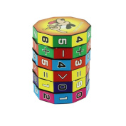 Baby Kids Education Toy, FTXJ Cute Mini New Design children education learning Math Toys for kids.