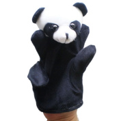 Baby Kids Education Toy, FTXJ Cute Baby Child Zoo Farm Animal Hand Glove Puppet Finger Sack Plush Toy Panda