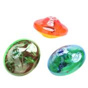 SevenMye 1 Pcs Music Gyro Flash Light Peg-Top Spinner Spinning Kids Children Toy