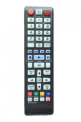 AK59-00172A Replaced Remote Control for for for for for for for for for for for Samsung BD-F5700 BDF5700/ZA DVD Blu-Ray Player