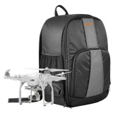 Homeself Waterproof Universal Drone Backpack Case For Your Quadcopter Drone and All Essentials,Fit all DJI Phantom Model (3 Professional, Advanced, Phantom 4), Parrot,XIRO,Similar Drone, Quadcopter