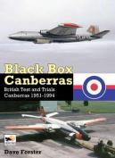 Black Box Canberras