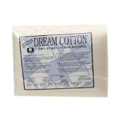 Quilter's Dream Natural Cotton Deluxe Batting (310cm x 240cm ) Super Queen