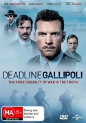 Deadline Gallipoli DVD  [Region 4]