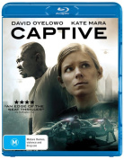 Captive Blu-ray  [Region B] [Blu-ray]