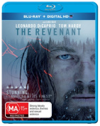 The Revenant Blu-ray  [Region B] [Blu-ray]
