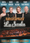 From Broadway to La Scala [Regions 1,2,3,4,5,6]