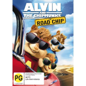 Alvin and The Chipmunks Road Chip DVD  [Region 4]