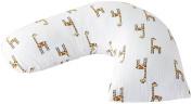aden + anais Nursing Pillow Slip Cover, Jungle Jam
