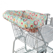 Comfort & Harmony Cosy Cart Cover, Pink Posies