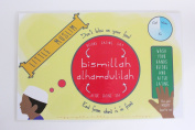 Islamic Activity Placemat - Boy