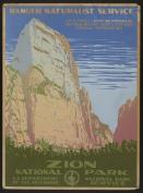 Photo Zion National Park, Ranger Naturalist Service 1938