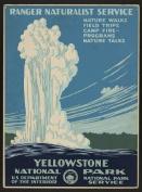 Photo Yellowstone National Park, Ranger Naturalist Service 1938
