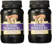 Organic Evening Primrose Oil - Softgels - 120 ct - 2 Pack