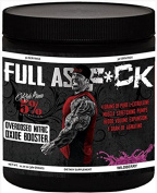 Rich Piana 5% Nutrition Full as F*ck Wild Berry