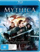 Mythica: A Quest for Heroes [Region B] [Blu-ray]