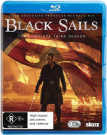 Black Sails: Season 3 [Region B] [Blu-ray]