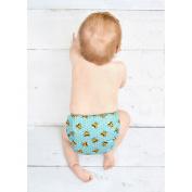 Bambino Mio, Miosoft Reusable Nappy Birth to Potty Pack, Geometric