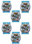 Yo-Kai Watch Season 1 Medals - 6 Blind Bags - 18 Random Medals