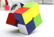Father.Son Rubik's Cube Magic Cube Puzzle Cube 2×2×2 Plastic Speed Cube for Children and Beginners