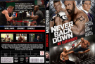 Never Back Down – No Surrender [DVD_Movies] [Region 4]