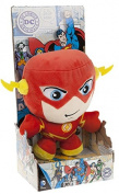 """DC COMICS - Plush Toy character """"The Flash"""" with Display of the movie and TV cartoons """"THE FLASH""""(sitting 7""""/18cm) - Qualità super soft"""