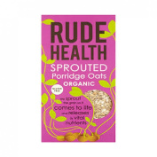 Rude Health Foods | Sprouted Porridge Oats Org GF | 1 x 500g