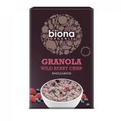 Biona | Wild Berry Granola - Organic | 1 x 375g
