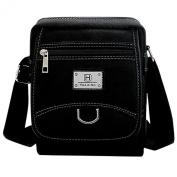 Baymate Unisex Small Vintage School Messenger Bag Travelling Bags