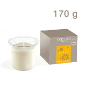 Esteban Refill 170G X Scented Candle Scent Ambre X Home Environment Candle